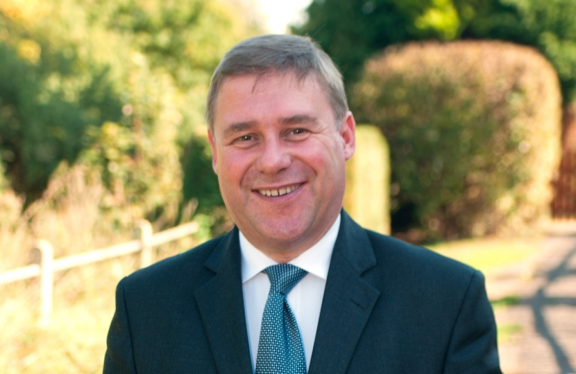 Rayleigh and Wickford MP Mark Francois, who has welcomed news that Rochford District Council have suspended their recent Traveller Consultation document.